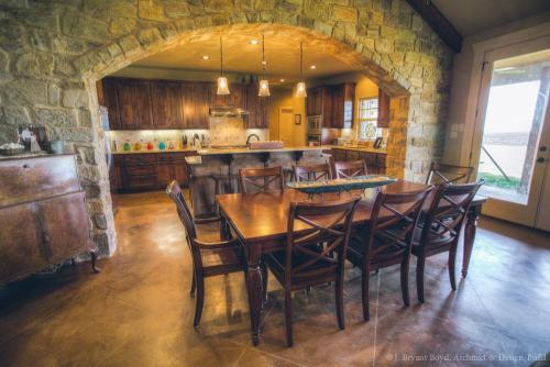 Blackland Prairie Dining Room