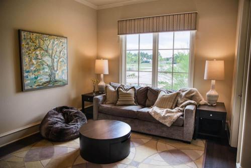 Casa Grande Sitting Area