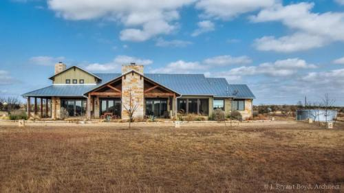 Texas Ranch Exterior